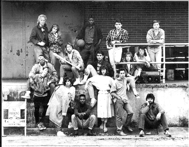 1988 University of Texas at Austin / Ensemble 109